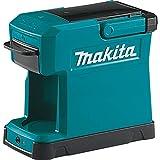 Makita DCM501Z Kaffeemaschine 18 V (ohne Akku, ohne Ladegerät), Black