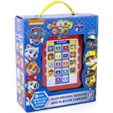 Nickelodeon - Paw Patrol Me Reader Electronic Reader and 8 Sound Book Library - PI Kids: Me Reader: Electronic Reader and 8-Book Library