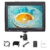Feelworld FW759 7 Zoll Kamera DSLR Field Monitor Camera Full HD Focus Video Assist 1280x800 IPS mit 4K HDMI Input Output